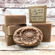 Orange Vanilla Handmade Goat Milk & Lard Soap