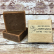 Square Bar of Lavender Vanilla Goat Milk Soap