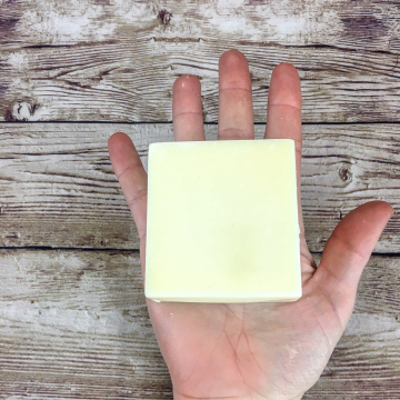 Grass-Fed Beef Tallow 1 Pound, Hand-Rendered & Filtered, Four 1/4 Pound Bars- for DIY Homemade Cosmetics or Cooking
