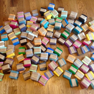 Wholesale Handmade Goat Milk Soaps -  Wholesale Vegan Soaps, Wholesale Felted Alpaca Soaps, Bulk Soaps for Gifts