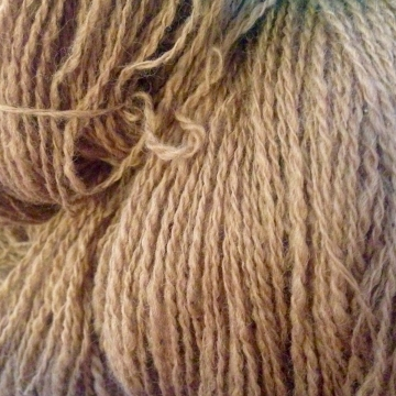 Handspun Alpaca Yarn, Lace Weight 1350 yds