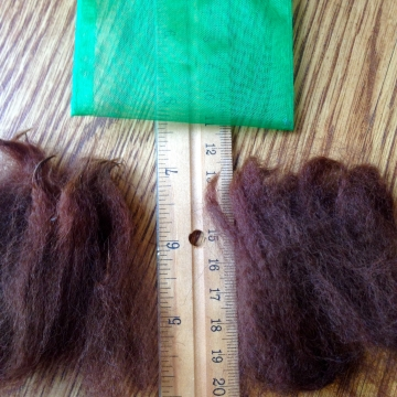 Alpaca Fleece - Hugh 1 Oz