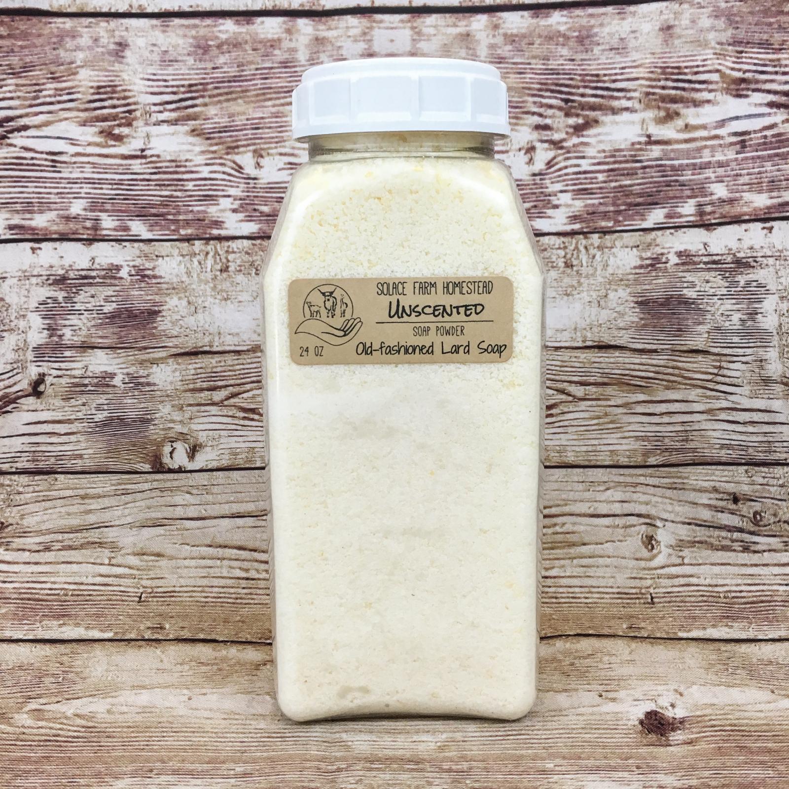 Handmade Lard Soap Moisturizing And Fragrance Free